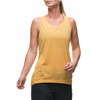 Houdini W's Rock Steady Top Spring Yellow